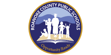 Roanoke County Public Schools logo