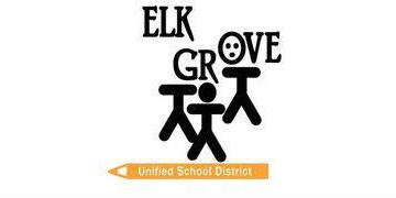 Elk Grove Unified School District logo