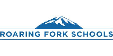 Roaring Fork School District logo