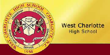 West Charlotte IB High School logo
