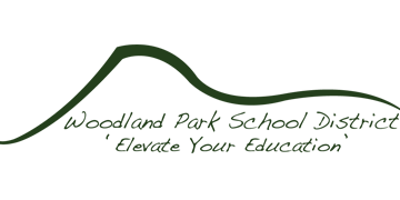 Woodland Park School District Re-2 logo