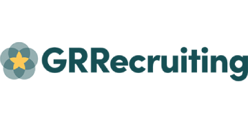 GR Recruiting logo