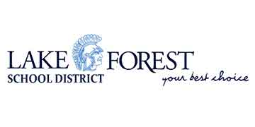 Lake Forest School District logo
