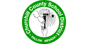 Churchill County School District logo