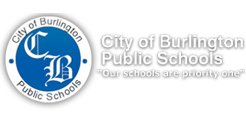 Burlington City Board of Education logo