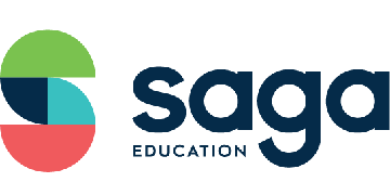 Saga Education logo