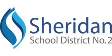 Sheridan School District No. 2 logo