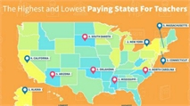Which States Pay Teachers the Most (and Least)?