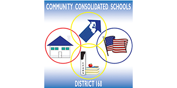 Community Consolidated Schools District 168 logo