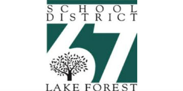 Lake Forest Schools logo