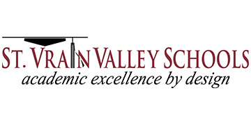 St. Vrain Valley School District logo