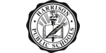 Harrison School District logo