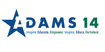 Adams County School District 14 logo