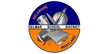 Delmar School District logo