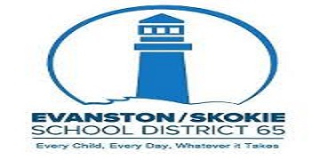 Evanston/Skokie School District 65 logo