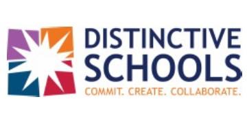 Distinctive Schools logo