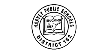Harvey School District 152 logo