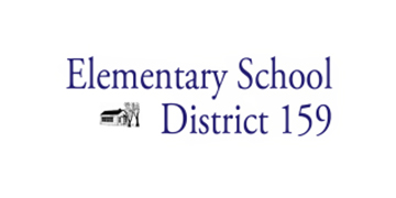 Elementary School District 159 logo