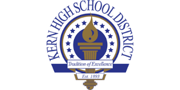 Kern High School District logo
