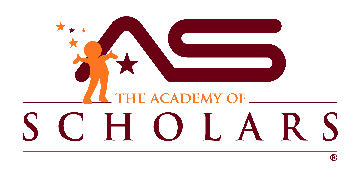 The Academy of Scholars logo