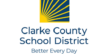 Clarke County School District logo