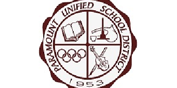 Paramount Unified School District logo