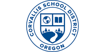 Corvallis School District logo