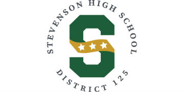 Adlai E. Stevenson High School logo