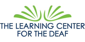 The Learning Center for the Deaf logo