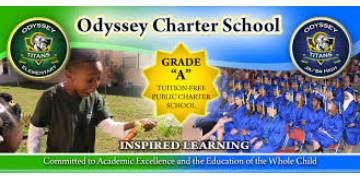 Green Apple Schools Management/Odyssey Charter School logo