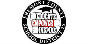 Fremont County School District 25 logo