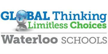 Waterloo Community Schools logo