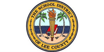 The School District of Lee County logo