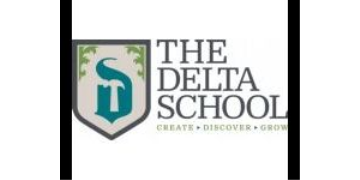 The Delta School logo