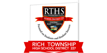 Rich Township High School District 227 logo