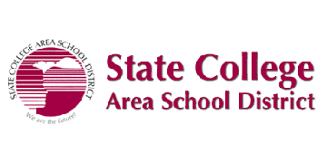 State College Area School District logo